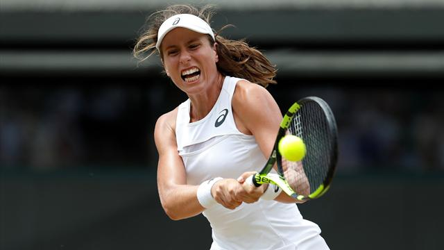 Konta turns to ex-Sharapova coach for 2018