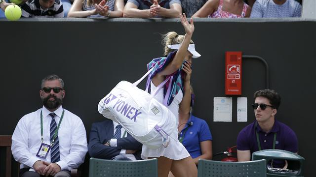 Kerber assurée de perdre sa place de n°1 après sa défaite face à Muguruza