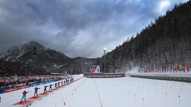 Biathlon: Weltcups in Oberhof und Ruhpolding eröffnen neues Jahr