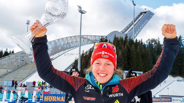 Biathlon: So sieht der neue Wettkampfskalender aus
