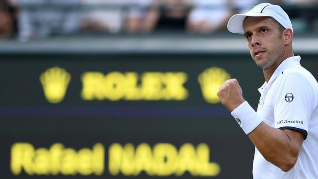 Giga-Gilles Muller a fini par terrasser Nadal !