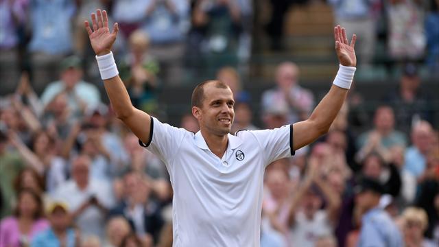 Müller'in tarihi Nadal zaferi, Kerber, Murray ve Federer turladı! İşte Wimbledon'da 7. gün