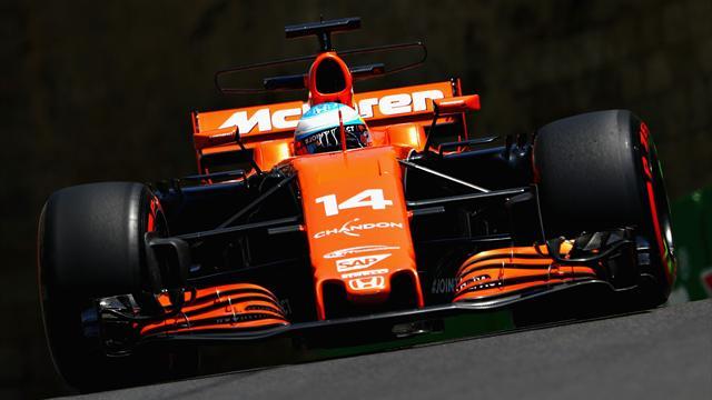 """Gran Premio de Hungría, Alonso: """"En 2018 ojalá estemos luchando por la 'pole' y no por el séptimo"""""""