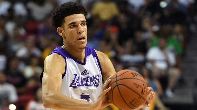 Lonzo Ball si ferma per infortunio: ma ecco tutte le sue perle alla Summer League