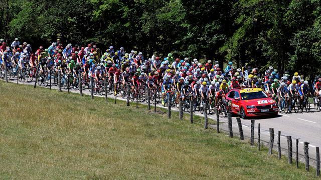 Regardez le Tour de France 2017 en direct et en intégralité sur Eurosport