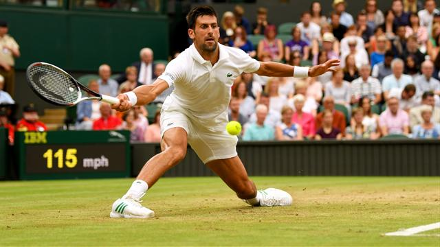 Djokovic au tapis sur abandon, Wimbledon perd encore un cador !