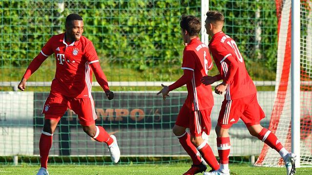 Evina, Tillman und Co.: Diese Youngster wollen es bei Bayern packen
