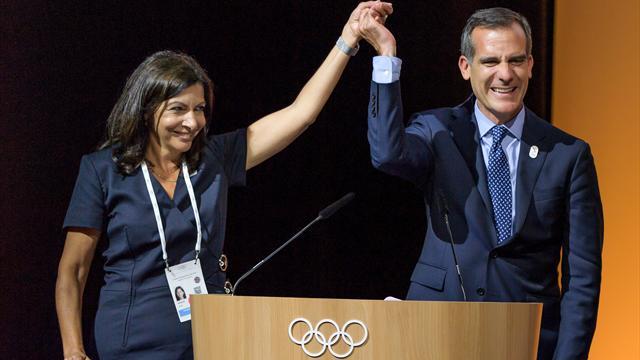 Olimpiadi 2024 e 2028 a Parigi e Los Angeles