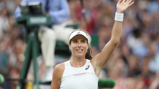 Semifinalele feminine de la Wimbledon sunt în prim-plan astăzi pe Eurosport 2