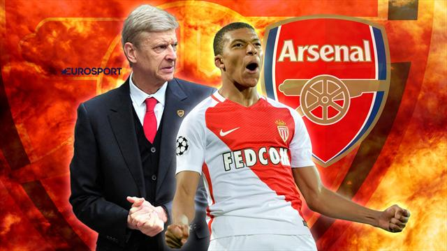 Euro Papers: Mbappe holds secret talks with Arsenal