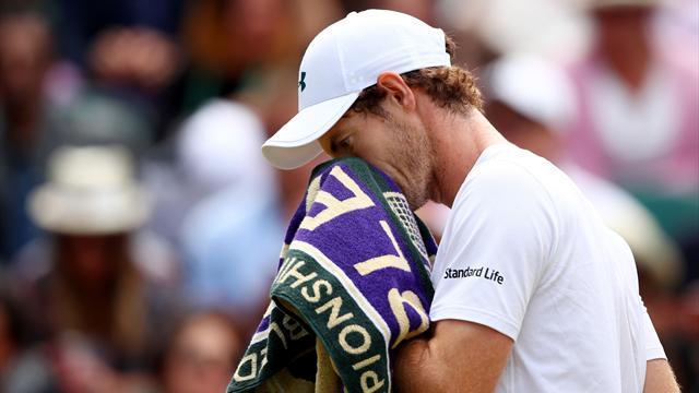 """Murray : """"Je n'ai aucune idée de la tournure que ma saison va prendre"""""""