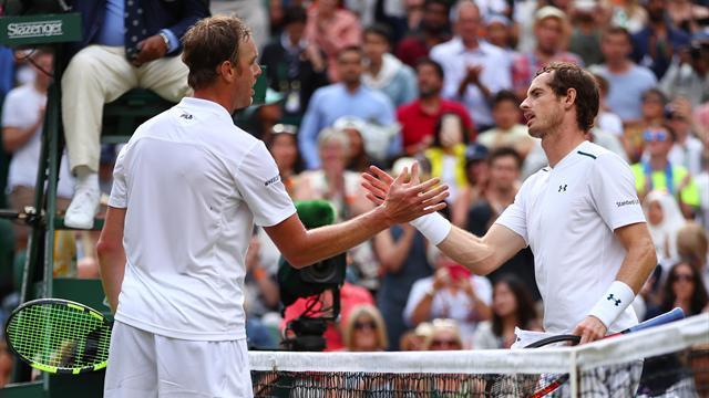 Sam Querrey, Wimbledon'da tarih yazmaya devam ediyor