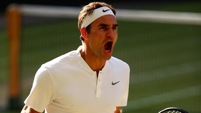 Pour Federer, ce Wimbledon aura été celui de tous les records... et ce n'est peut-être pas fini
