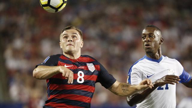 Gold Cup: Gastgeber USA siegt mit viel Mühe