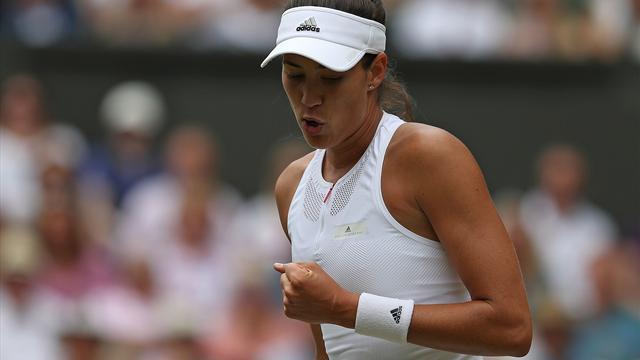 Sigue en directo el debut de Muguruza en el WTA Toronto ante Flipkens