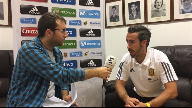"""Entrevista Eurosport a Jorge Vilda: """"Si perseguimos nuestra esencia estaremos cerca de ganar"""""""