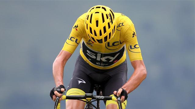 EN DIRECT : Chris Froome retardé, AG2R-La Mondiale a accéléré