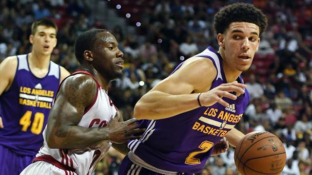 Lonzo Ball come Westbrook: altra tripla doppia in Summer League