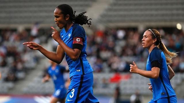 """Wendie Renard : """"On est l'équipe de France, on doit sortir de ce groupe C"""""""
