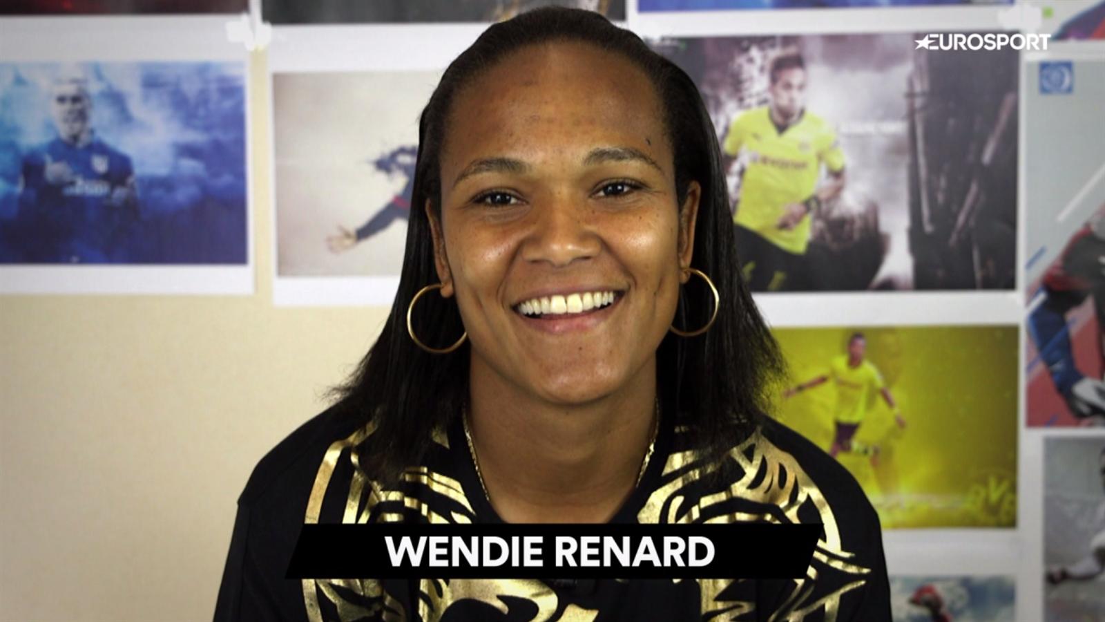 Wendy renard interview - Video Euro 2017 L Interview Dilemme De Wendie Renard Euro F Video Eurosport
