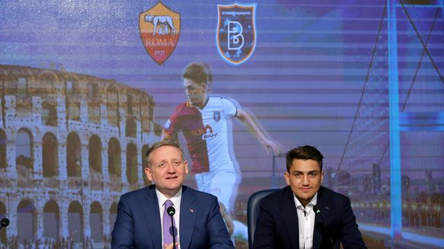 «Рома» купила полузащитника сборной Турции за 13,4 миллиона евро