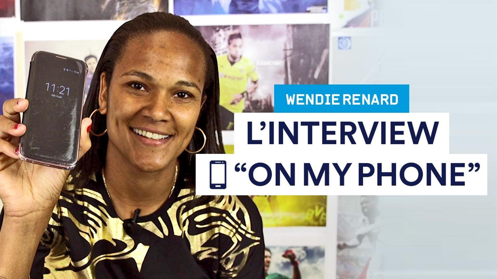 Wendy renard interview - Video Euro 2017 Bienvenue Dans Le T L Phone De Wendie Renard Euro F Video Eurosport