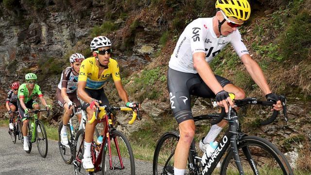 Aru perde Fuglsang ma non la maglia gialla! A Foix vince Barguil, battuti Quintana e Contador