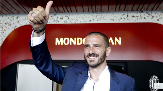 Bonucci, le gros coup inattendu du Milan qui pose question