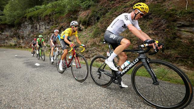 Les débats du Tour : Les favoris vont-ils attendre les 30 derniers kilomètres pour bouger ?