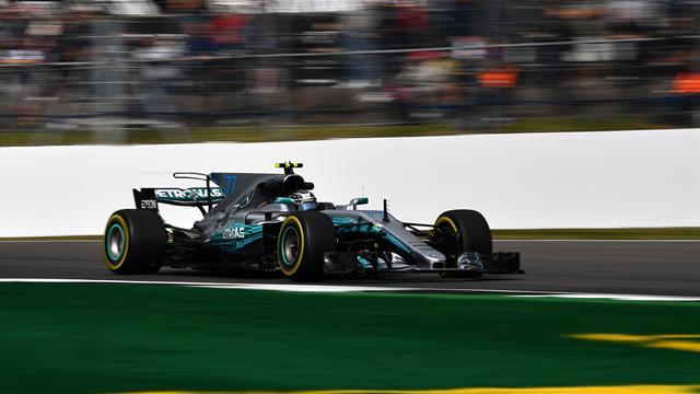 Valtteri Bottas costretto a cambiare la trasmissione: perderà 5 posizioni in griglia