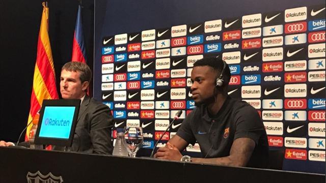 El Barça no descarta a Verrati en la presentación de Semedo
