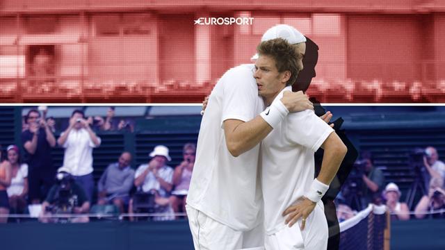 «Об этой схватке будут писать в учебниках». Как Уимблдон подарил теннису матч в 665 минут