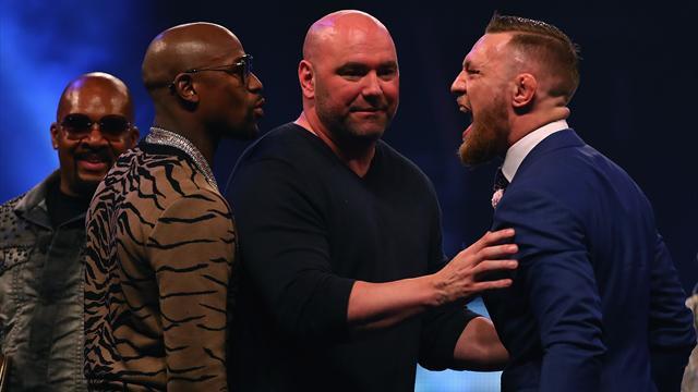 Floyd Mayweather vs Conor MacGregor: ¿A qué hora y dónde ver?