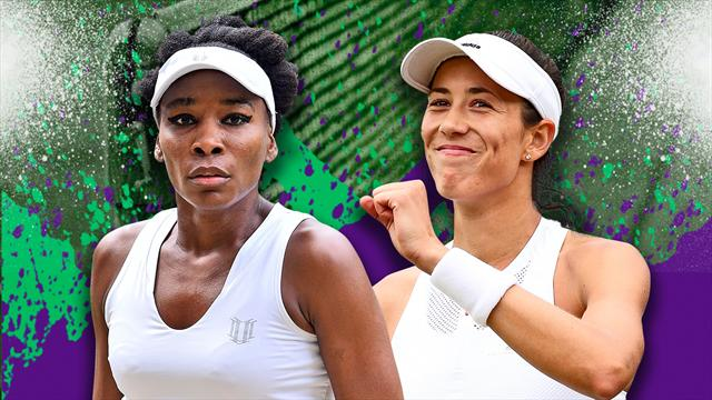 Williams - Muguruza, le combat des reines