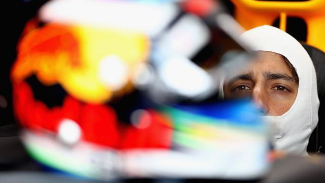Ricciardo pénalisé à son tour