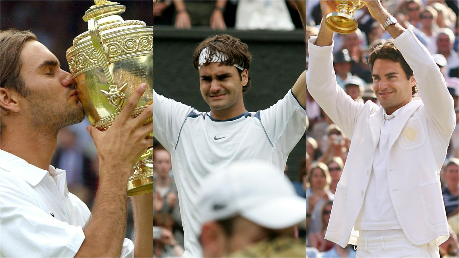 Federer et ses finales : Les 10 batailles du maître de Wimbledon (1/2)