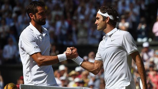 Federer - Cilic, c'est aussi ces deux monuments
