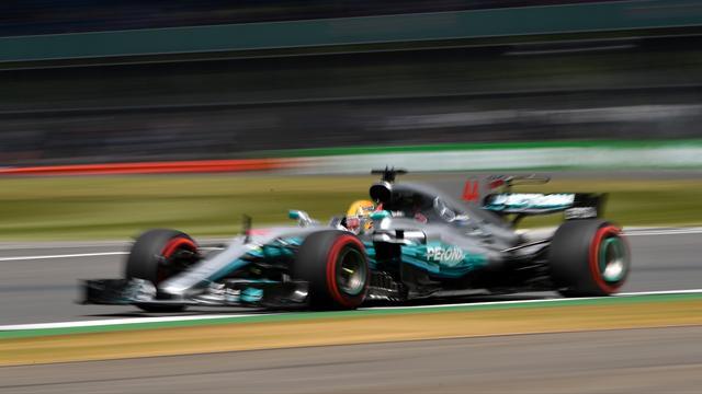 Lewis Hamilton al comando nelle terze libere, Vettel 2° e Raikkonen 4°