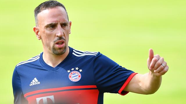 Störfaktor Franck: Wird Ribéry zu Ancelottis Sorgenkind?