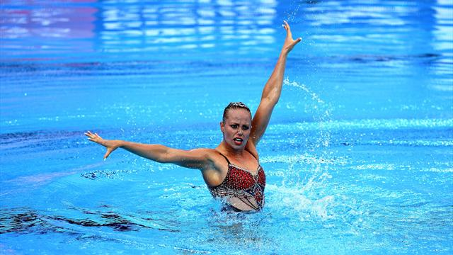 Колесниченко принесла России первое золото ЧМ-2019 по водным видам спорта
