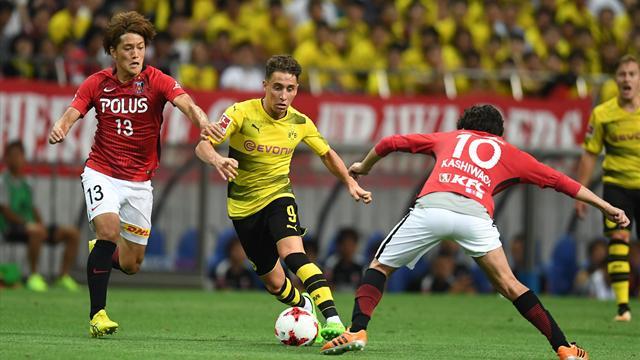 Emre Mor'dan hazırlık maçında 2 gol