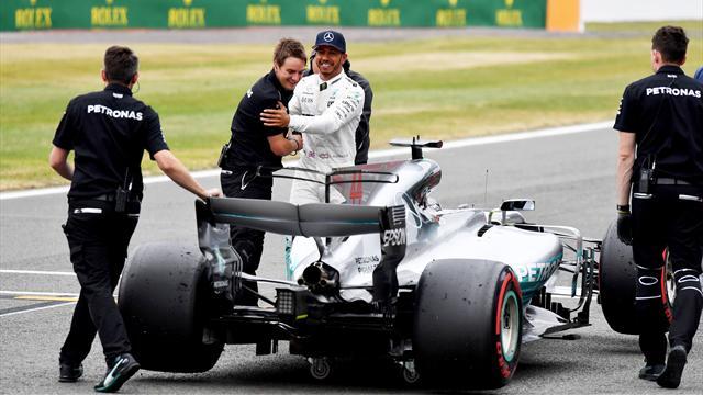 Hamilton takes British Grand Prix pole to thrill Silverstone fans