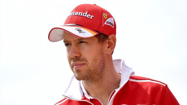 """Vettel: """"Non sono soddisfatto""""; Hamilton: """"Giro strepitoso"""""""