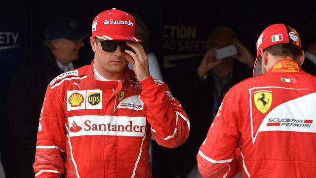 """Räikkönen : """"La pole n'était pas jouable"""""""
