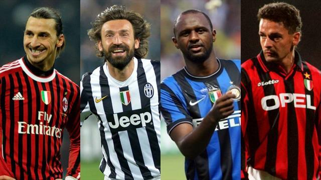 Avant Bonucci, la Sainte-Trinité Juve-Inter-Milan n'a attiré que des gros poissons