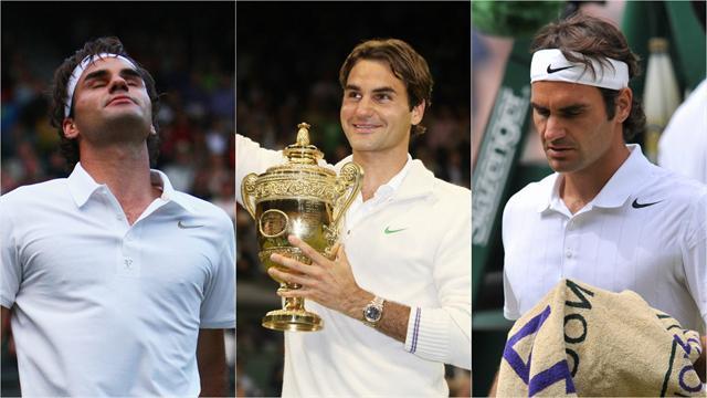 Federer et ses finales : Les 10 batailles du maître de Wimbledon (2/2)
