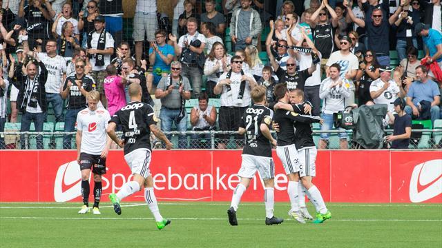 Rosenborg brøt irriterende forbannelse med triumf i Sogndal: – Ble slik vi håpet på