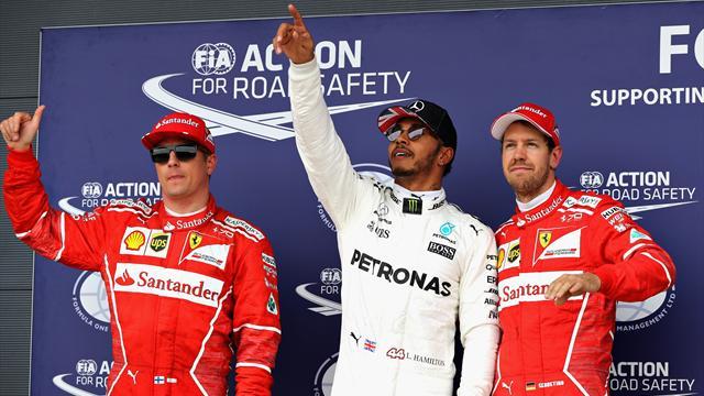 Hamilton sente aria di casa: è super pole a Silverstone davanti alle Ferrari