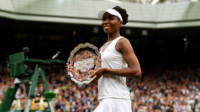 Venus: I tried my best to be like Serena