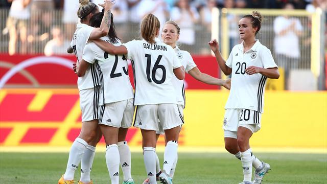 Deutschland gegen Schweden live im TV, im Livestream und im Liveticker bei Eurosport